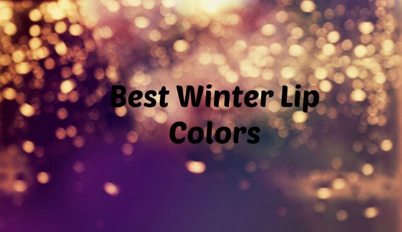 winter lip