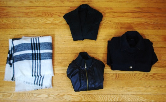 winter outerwear