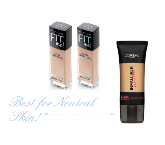 drug store foundation