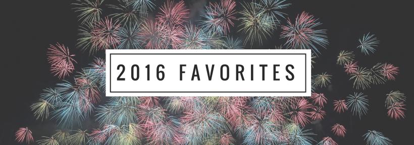 2016-favorites